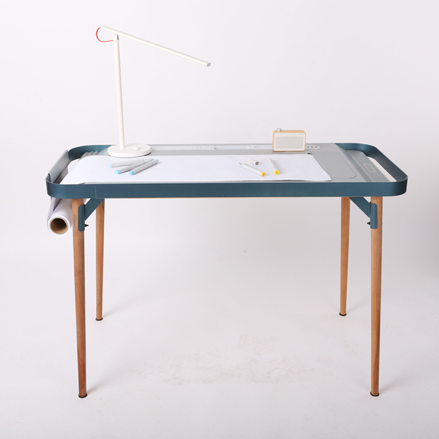Modular Desk Design Table by Yuanyuan Yang
