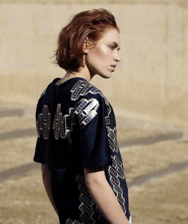 Wearable Solar Shirt by Pauline van Dongen