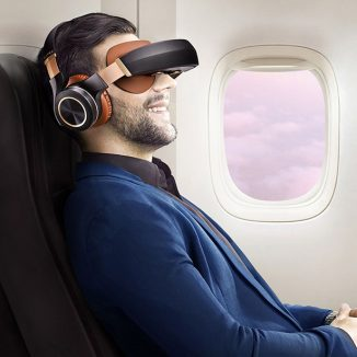 Wearable Virtual Cinema Delivers Mental Immersion in Virtual Reality
