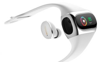 Wearbuds: Charge Your Wireless Earbuds Right on Your Wrist