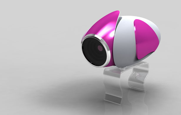 Concept Webcam by Anoop M
