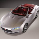 Webasto LigHT Concept Car : The Roof of The Future
