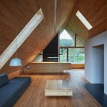 Weekend House in Beskydy by Pavel Micek Architects