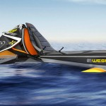 Wesp Jetski by Daniel Bailey Allows You to Experience Formula 1 on Water