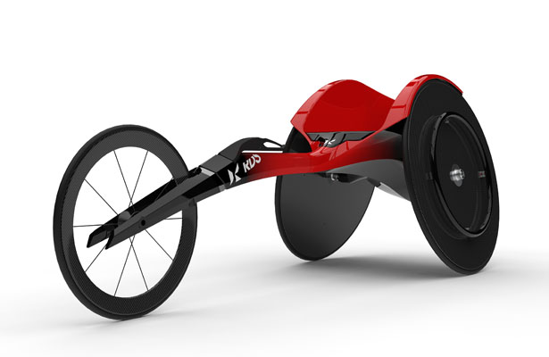 WF01TR Racing Wheelchair by RDS Co., Ltd.
