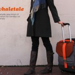 Whaletale Suitcase Provides a Clean Space On The Floor for Your Children to Crawl and Play
