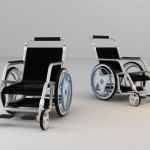 Wheelcare : Ergonomically Designed Wheelchair by Che-Yu Lu