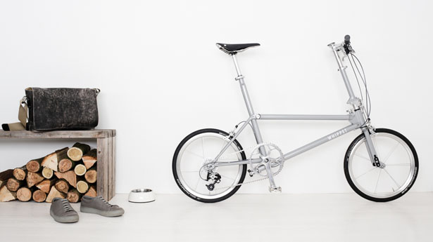Whippet Bicycle - Lightweight Folding Bike