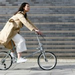 Whippet Bicycle - Lightweight Folding Bike with Low Step Over Height