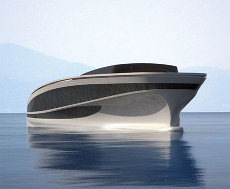 Luxury WHY Wally-Hermes Yacht Redefines The Art of Living On The Sea