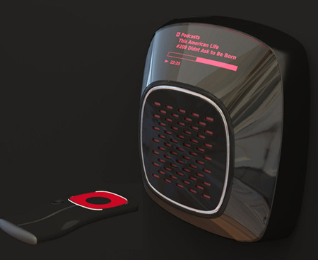 wi-fi wireless wall radio