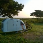 Try Live a Nomadic Lifestyle with Wide Path Camper