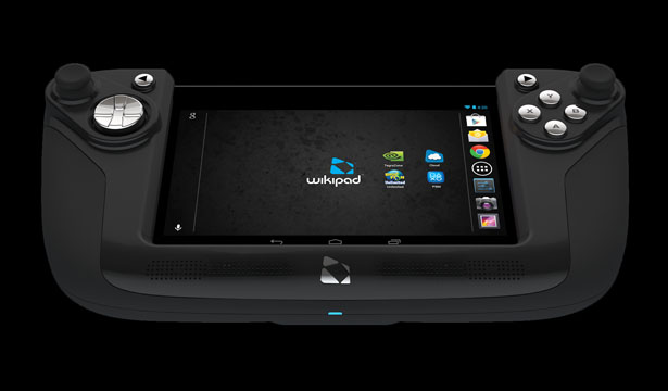 Wikipad Gaming Tablet Features Detachable Controller Tuvie