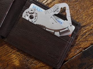 Zooutility WildCard Hyper Thin Pocket Knife Won't Bulk Up Your Wallet
