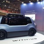 WITH:US - Futuristic Self-Driving Shuttle for Smart City