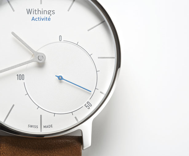 Withings Activite Smart Watch with Tracker