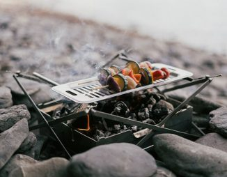 Wolf and Grizzly Launches Collapsible and Compact Fire-Cooking System for Outdoor Adventures