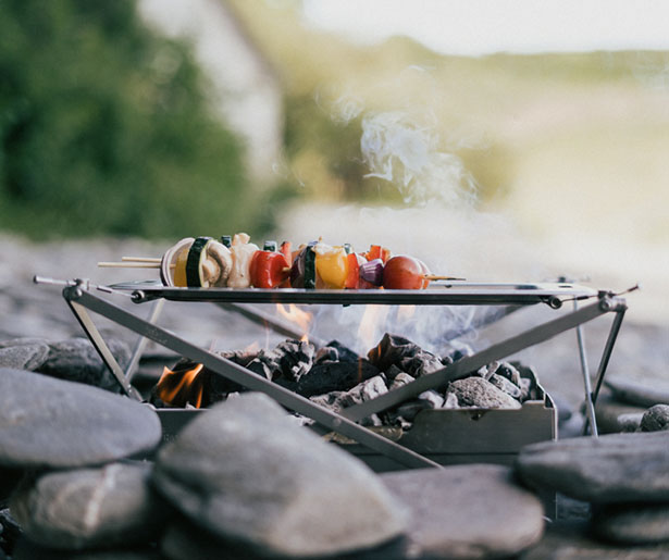 Wolf and Grizzly launches Fire-Cooking System