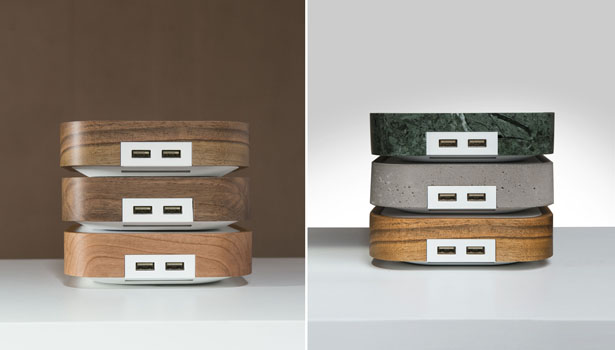 WoodieHub Power Strip by Woodie Milano