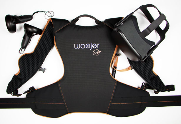 Woojer Edge Series - The Vest