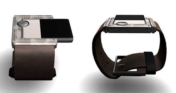 Wrist Watch Concept by Gregor Andoni
