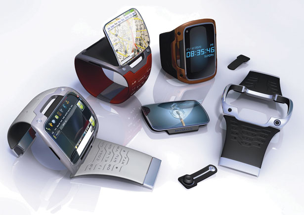 WristPC Ultra Mobile Personal Computer