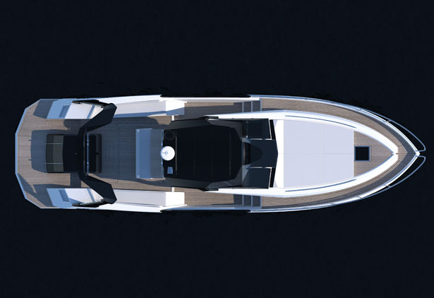 WW50 Motorboat concept by Stefano Licitra