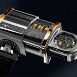 WX-1 Luxury Watch Concept from De Witt