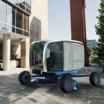 Flexible X-Cav Street Sweeper for Big Cities