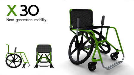 x30 wheelchair