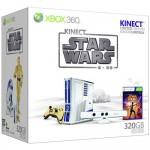 Limited Edition Xbox 360 Kinect Star Wars Features A White Kinetic Sensor, Custom-Designed Console and Controller