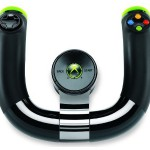 Xbox 360 Wireless Speed Wheel : Intuitive Steering with Motion Sensors