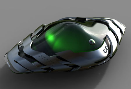Xbox720 Conceptual Game Console by Tai Chiem