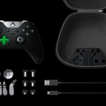 Xbox Elite Wireless Controller Features Faceted D-Pad and Rubberized Grip