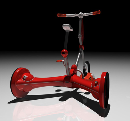 xe tricycle bike