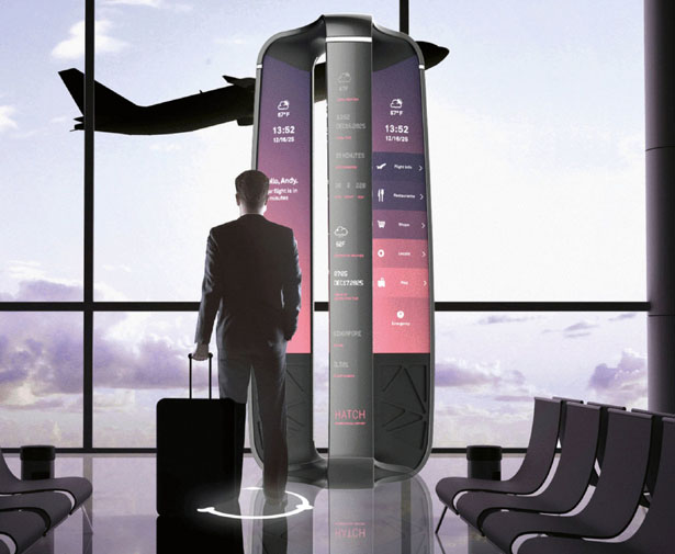 XENO Airport System - Deaf Friendly Airport System