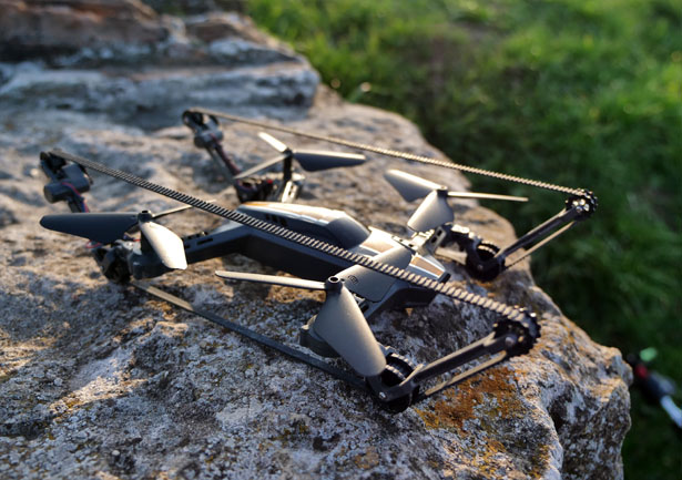 Xerall X-TANKCOPTER All-Terrain Drone