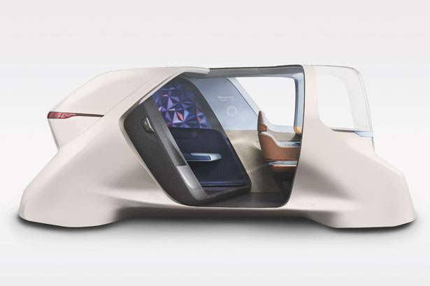 XiM20 Project Offers Futuristic and Elegant Autonomous Ride-Share Interior Concept by Yanfeng Automotive Interiors