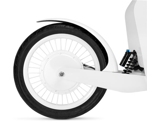 Xkuty Electric Bike by Electric Mobility Company