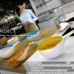 XO Project : Extraordinary Kitchenware by Fatih Aslantas
