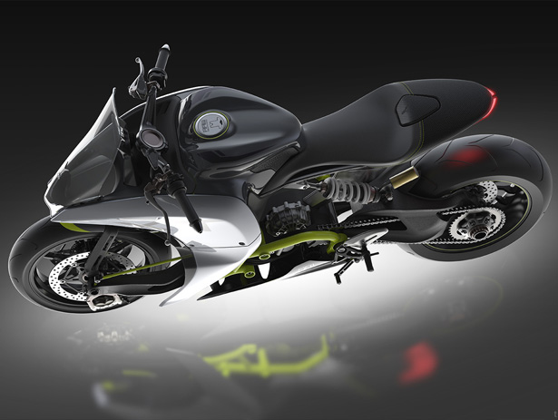 XT Concept Electric Motorcycle for Sport Touring Motorcycle