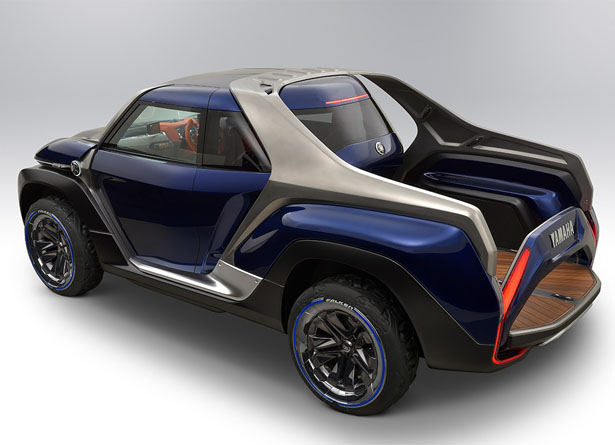 Yamaha CROSS HUB CONCEPT Vehicle