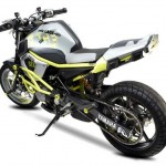 Yamaha Moto Cage-Six Concept Features Heavy-Duty Metal Tubes to Protect The Engine