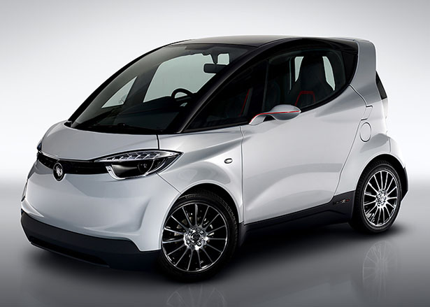Yamaha Motor MOTIV.e Concept City Car by Gordon Murray Design
