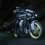 Yamaha MT-10 Motorcycle Is Claimed to Be Most Powerful MT Yet