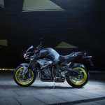 Yamaha MT-10 motorcycle