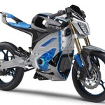 Yamaha PES1 and PED1 Concept Motorcycles