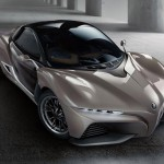 Yamaha Sports Ride Concept Offers The Feeling of Riding a Motorcycle in A Sports Car