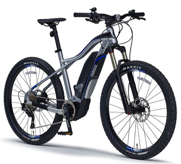 Yamaha Future Garage - Yamaha YPJ-XC Electric Bike
