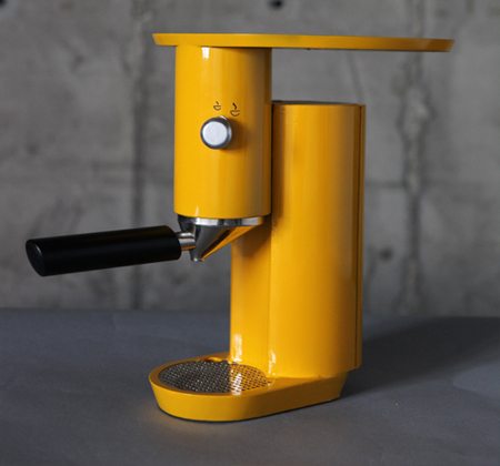 Espresso you make can tea machine